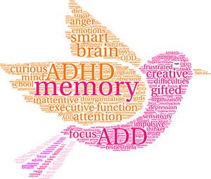 Memory Word Cloud